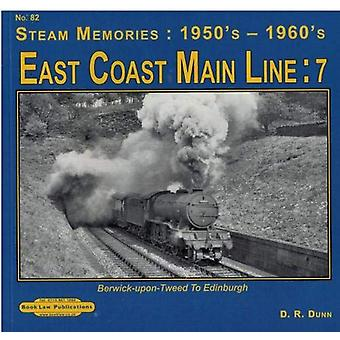 East Coast Main Line  -7 - Berwick-Upon-Tweed to Edinburgh by David Dun