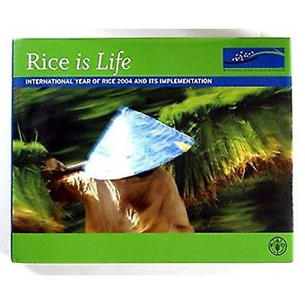 Rice is Life - International Year of Rice 2004 and Its Implementation