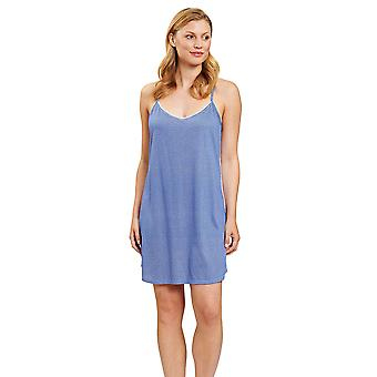 Rösch 1203255-12560 Women's Pure Minimal Blue Nightdress
