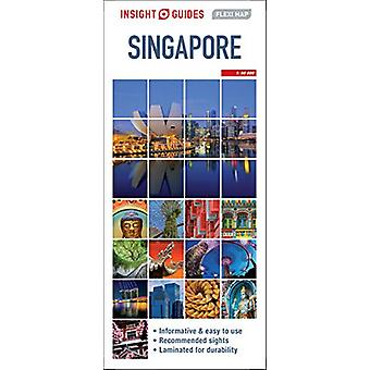 Insight Guides Flexi Map Singapore by Insight Guides - 9781789190519