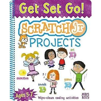 Get Set Go ScratchJr Projects by Tech Age Kids