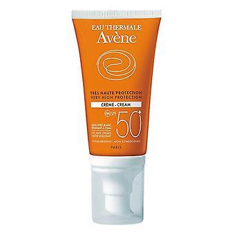 Yüz Güneş Kremi Solaire Haute Avene Spf 50+ (50 ml)