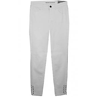 Taifun Off White Skinny Jeans