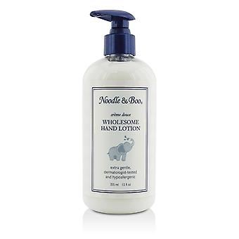 Wholesome hand lotion 355ml/12oz