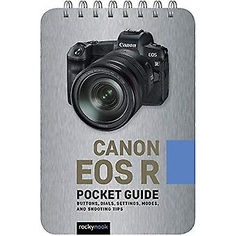Canon EOS R - Pocket Guide - Buttons - Dials - Settings - Modes - and S
