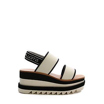 Stella Mccartney 800016n0010k935 Women's Sandálias de tecido branco/preto