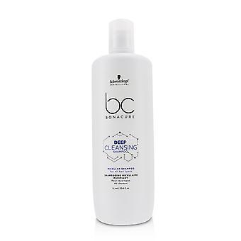 Bc bonacure deep cleansing shampoo micellar shampoo (for all hair types) 240688 1000ml/33.8oz