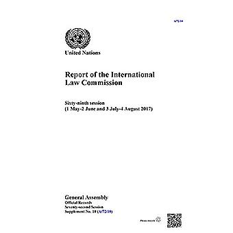 Report of the International Law Commission - sixty-ninth session (1 Ma