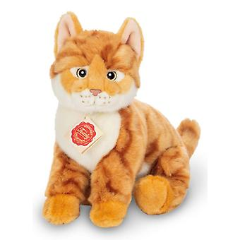 Hermann teddy cat seated 24 cm