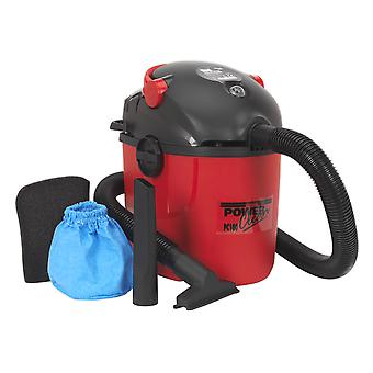 Sealey Pc100 Vacuum Cleaner märkä- ja 10Ltr 1000W/230V