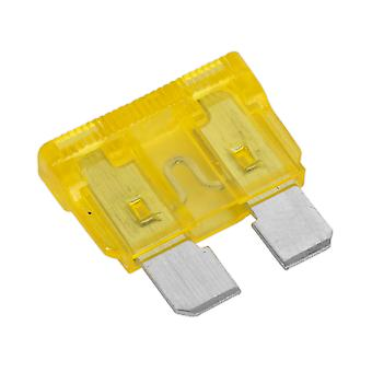 Sealey Charge110.07 Standard Blade Fuse 20Amp