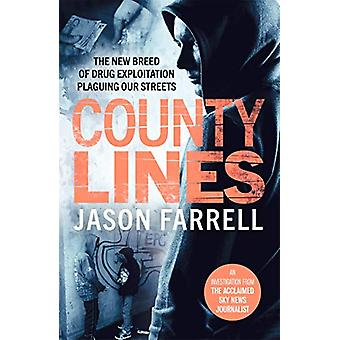 County Lines by Jason Farrell - 9781789461923 Book