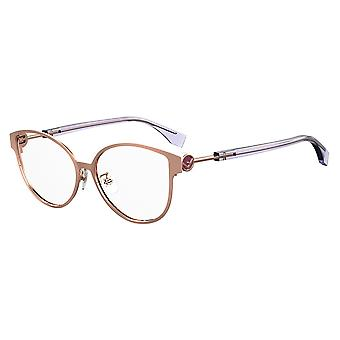 Fendi FF0396/F DDB Gold Copper Glasses