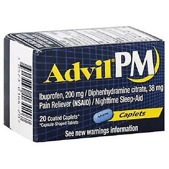 Advil PM Pain Reliever/Nighttime Sleep-Aid Caplets (OVERSTOCK SALE)