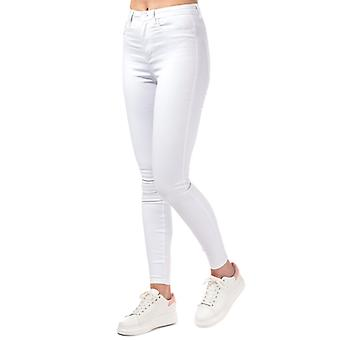 Women's Only Royal High Skinny Jeans in White