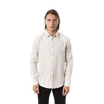 Beige Byblos men's shirt