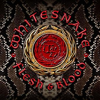 Flesh & Blood [CD] USA import