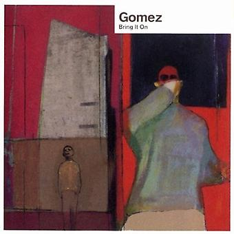 Gomez - Bring It on [CD] USA import