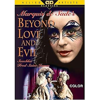 Ud over kærlighed & onde [DVD] USA import