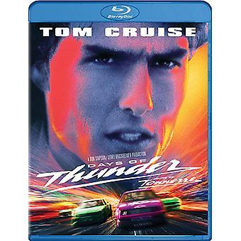 Dage af torden [Blu-ray] USA importerer