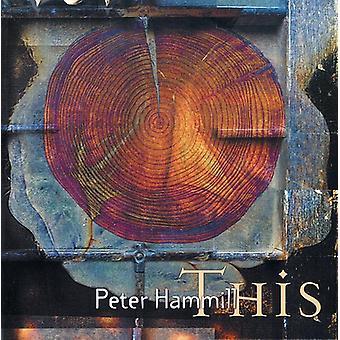 Peter Hammill - This [CD] USA import