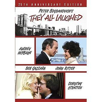 Ils ont tous RI [DVD] USA import