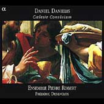 L. Danielis - Daniel Danielis: Importazione USA C Leste Convivium [CD]