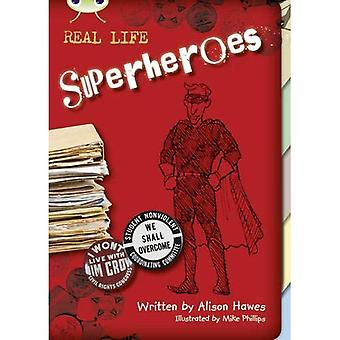 Bug Club Non-fiction Superheroes (red B / NC 5B)