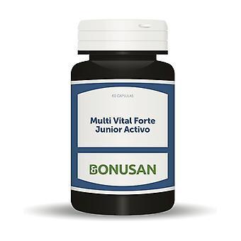 Multi Vital Forte Junior Active 60 capsules