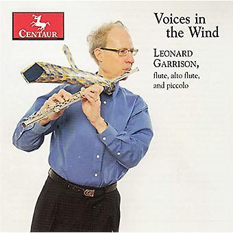 Takemitsu/Leonard Garrison - Voices in the Wind [CD] USA import
