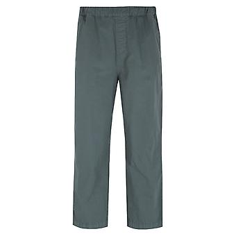 Albam Havana Drawstring Seastred Green Trouser