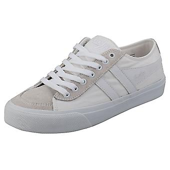Gola Quota 2 Womens Casual Trainers in White White