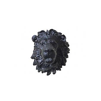 Deco4yourhome Lion Black Antiques