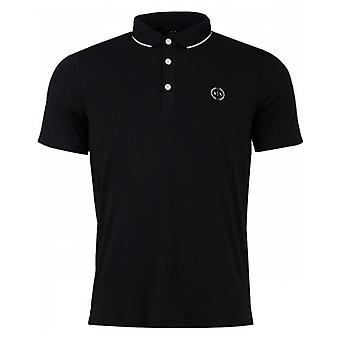 Armani Exchange pointe mercerisé Slim Fit Polo