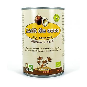 Lean coconut milk 6% fat 400 ml