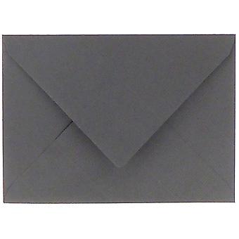 Papicolor Tummanharmaat C6 kirjekuoret