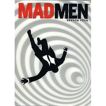 Mad Men - Mad Men: Importación de USA de la temporada 4 [DVD]