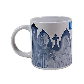 Mug - Dr. Who - Weeping Angel New Gifts Toys Licensed 3763