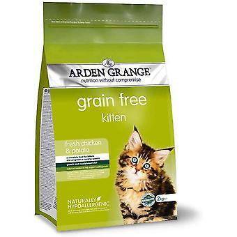 Arden Grange Kitten - 2kg
