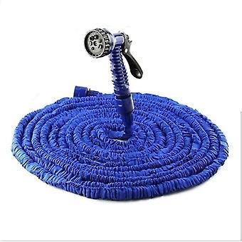 Flexibel och Utbyggbar Vattenslang för Biltvätt Trädgårdsvattning och rengöring av hosue