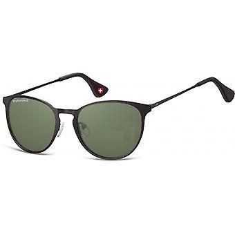 Solglasögon Unisex Panto svart MP88A