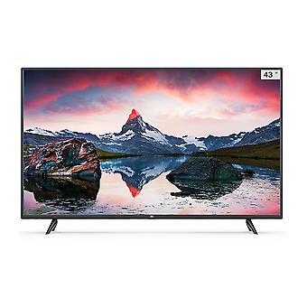 Smart Tv 1080p Full Hd -lcd  4x 43-inch 64-bit Quad Core 1gb+8gb . Android Wifi Bluetooth  (black)