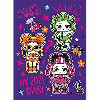 LOL Surprise A6 Diary 2021