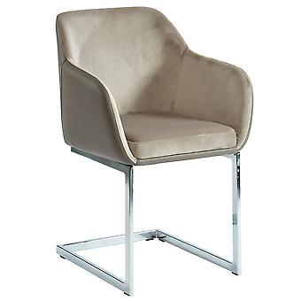 Henry Side Chair - Taupe