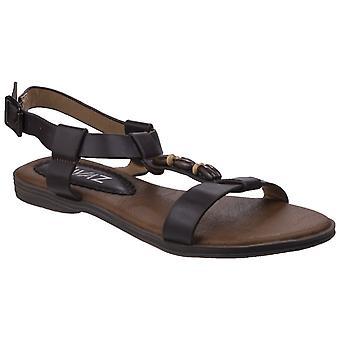Divaz Women-apos;s Hillary Flat Gladiator Sandals 26334-43982