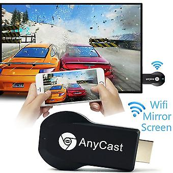 M2 Plus Tv-stick Wifi Display Receiver Anycast Dlna Miracast Airplay Mirror-screen Hdmi-adaptor Android Ios Mirascreen-dongle