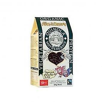 QUINOA MOTHERGRAIN LTD - Organic/Fairtrade Quinoa Black