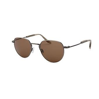 Barton Perreira Harald SUN BP0063 1TH Pewter/Brown Sunglasses