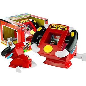 Steering wheel for kids Toy Racing Simulator