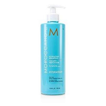 Hydraterende shampoo (voor alle haartypes) 500 ml of 16,9oz